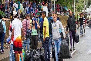 Capital vallecaucana alberga a más de 222 mil desplazados