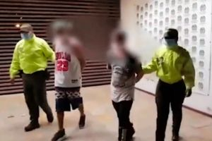 Capturados presuntos homicidas de policía en Paso del Comercio