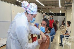 Habilitado punto de vacunación en Centro Comercial Premier El Limonar