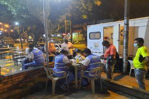 Cali activa jornadas nocturnas de vacunación contra el coronavirus