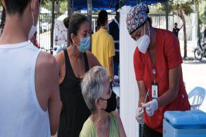 En Cali el 52% de la población a vacunar ya tiene la primera dosis