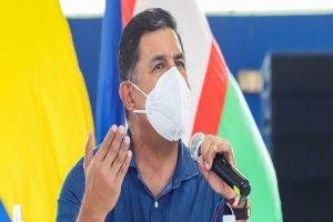 Alcalde Ospina pide fortalecer medidas de bioseguridad por aparición de la variante Delta