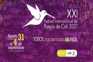 Conozca el programa del Festival Internacional de Poesía de Cali